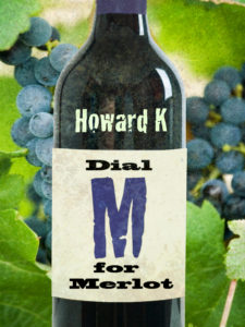 M for Merlot