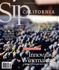 Sip: Sip California to Launch in March