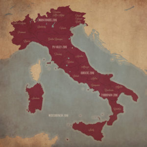 Italy - City Prints