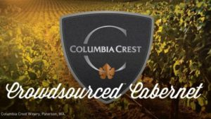 """Columbia Crest: Contest to Become """"Executive Crowdsourcing Officer"""""""