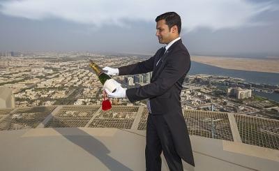 United Arab Emirates: Caviar Tasting