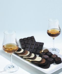 Chocolate and Cognac