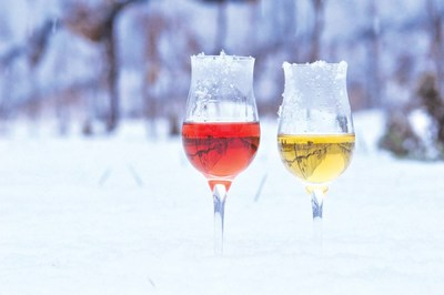 Kick Off the New Year: Niagara Icewine Festival