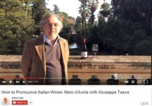 Pronounce Italian Wines