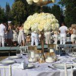 Annual Soirée en Blanc: A Flash Mob Picnic