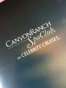 Canyon Ranch Spa at Sea: Celebrity Cruises