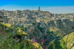 Day 1-2 Matera View