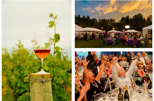 Auction of Washington Wines: 30th Annual Event