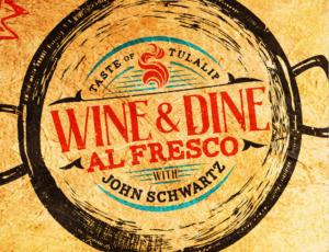 Al Fresco Dining: A-List Wines from Napa