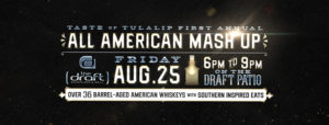American Whiskies: Mash Up at Tulalip Resort Casino